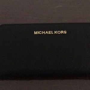 Mk wallet black